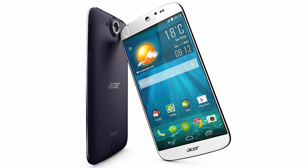 acer liquid jade s un smartphone android lcd ips 5. Black Bedroom Furniture Sets. Home Design Ideas