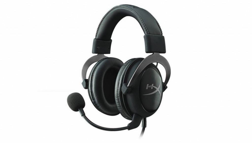 HyperX Cloud II 01