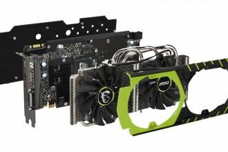 MSI GTX 960 & GTX 970 GAMING 100 ME 04