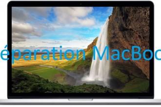 Réparation Apple MacBook