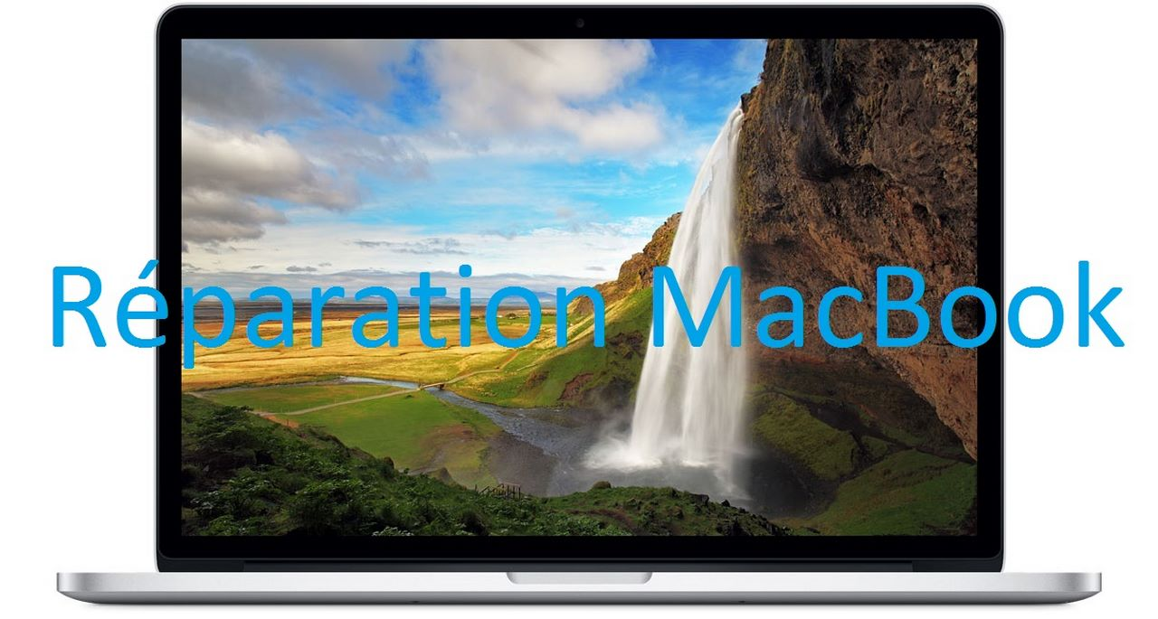 Réparation Apple MacBook