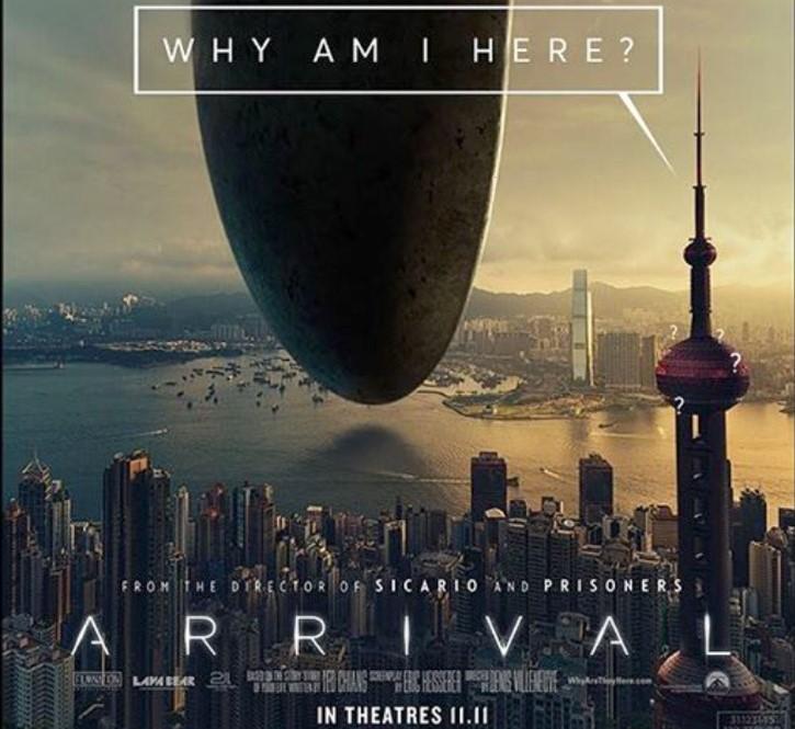 Arrival-Premier-Contact-Shangai