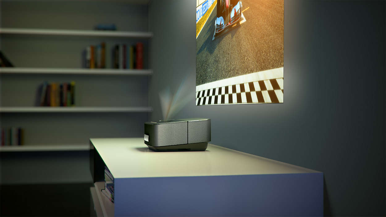 Philips SCREENEO HDP 1590 TV - Vidéoprojecteur